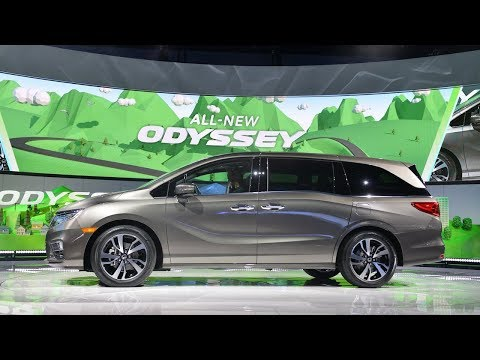 EXCELLENT! 2018 HONDA ODYSSEY FEATURES