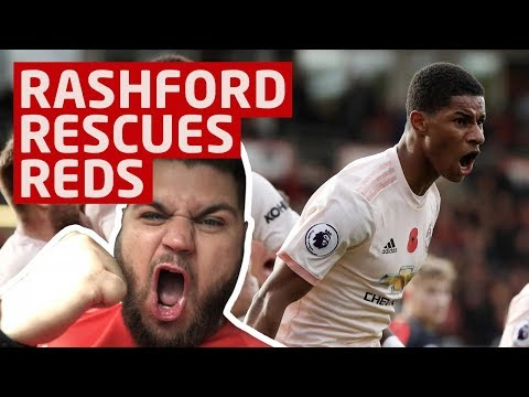 Bournemouth 1-2 Manchester United | United Review | Premier League