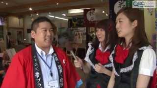 『りなぽんの散歩道』第9弾、福岡市・天神にある東北3県の物産館「みち...