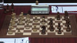 The FIDE World Chess Championship Match. Game 8. V. Anand - B. Gelfand