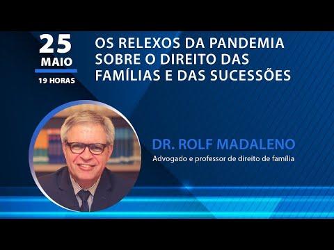 PALESTRA ESMEG - OS REFLEXOS DA PANDEMIA SOBRE O DIREITO DAS FAMÍLIAS E DAS SUCESSÕES.