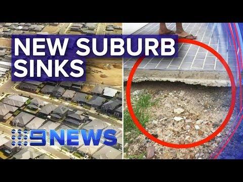 New Sydney's West Suburb Plagued With Problems   Nine News Australia