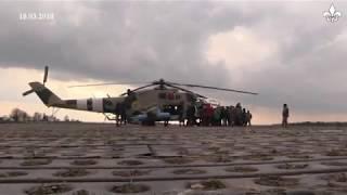 У Бродівських вертолітників побували школярі з довколишніх районів (ТРК