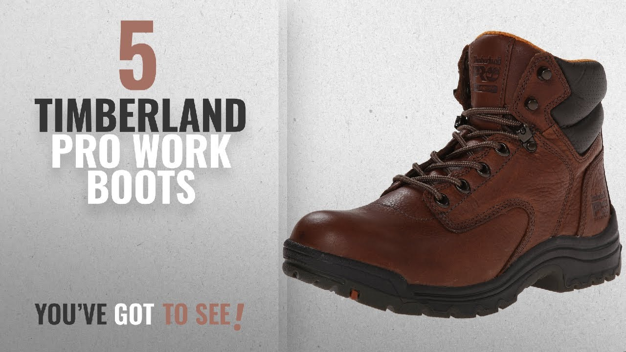 307376017a1 Top 10 Timberland Pro Work Boots [2018 ] | New & Popular 2018