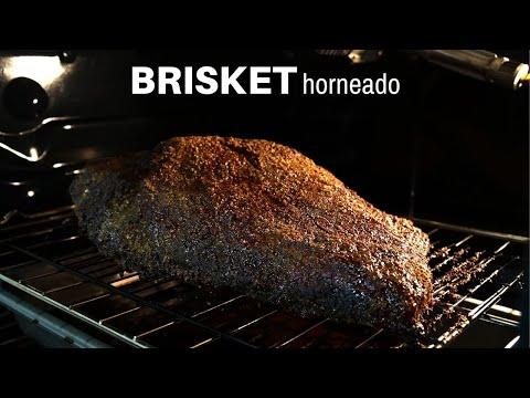 Brisket en el horno   La Capital