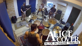 Обложка Alice Cover Alice In Chains Tribute Again HD