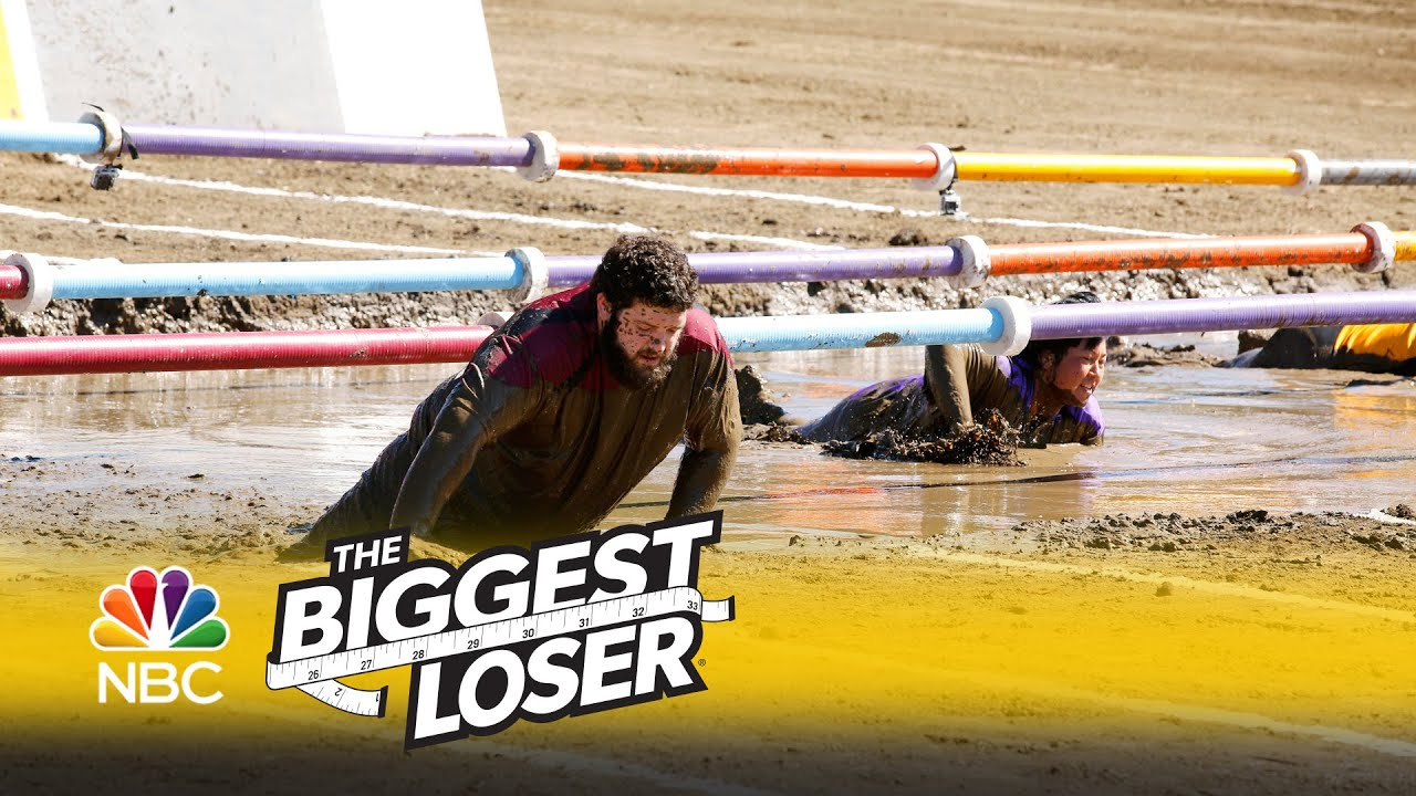The Biggest Loser - The First Individual Challenge (Episode Highlight) - YouTube
