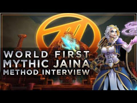 FinalBossTV #179 | Method World 1st Mythic Jaina Proudmoore | Scripe, Cayna & Deepshades
