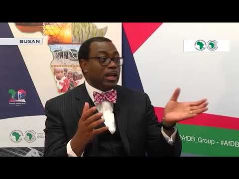 AfDB's Akinwumi Adesina speaks on accelerating Africa's industrialisation