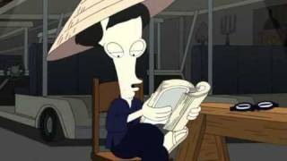 American Dad! - Sex And The City