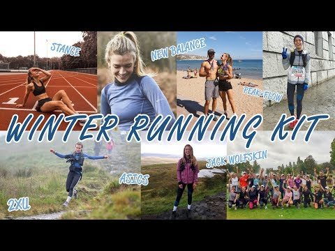 WINTER RUNNING KIT | HONEST REVIEW