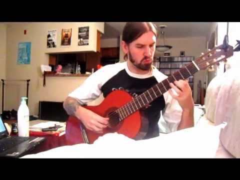 Allegaeon- Greg gearin' up for more classical goodness