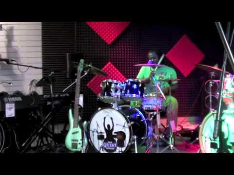 Next Great Drummer/Sam Ash Atlanta, GA 2013