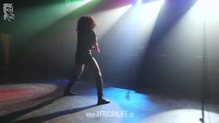 Janet Phoenix, Austrian Dancehall Queen 2014, 10.10.2014, Babylon, Bratislava