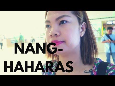 NANG-HAHARAS EH!