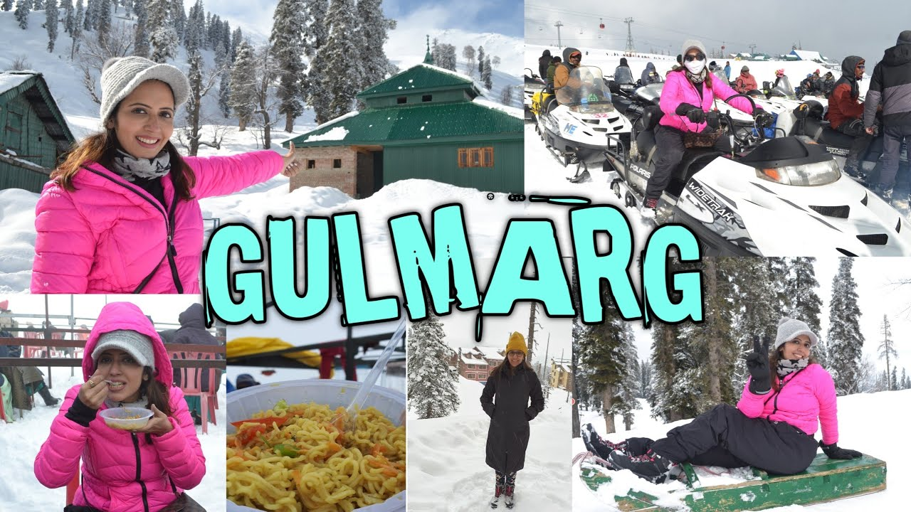 Download Gulmarg(Kashmir) Tour Guide | Itinerary, Budget & Stay (With English Subtitles)