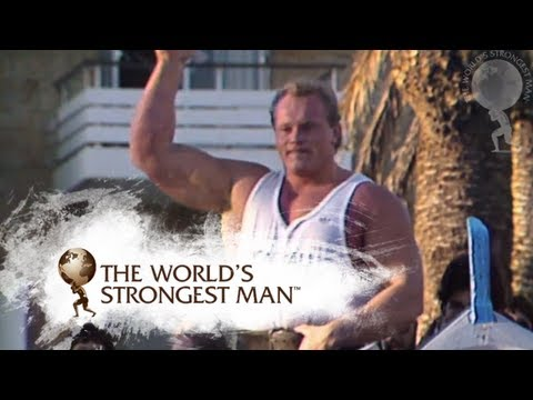 Jon Pall Sigmarsson - Final Victory & Death | World's Strongest Man