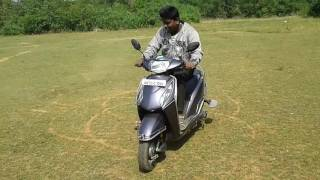 Real Dhoom stunt