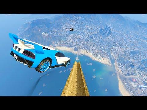100% VÉRTIGO!! - CARRERA GTA V ONLINE - GTA 5 ONLINE