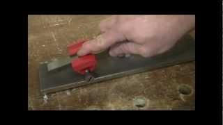 How To Make A Sharpening Chisel Jig