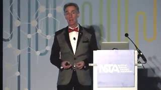 Bill Nye Live at #NSTA16 Nashville