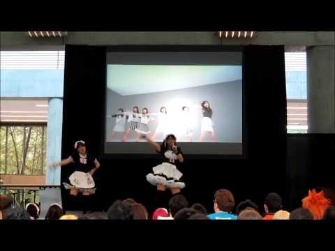Watashi ga Iu Mae ni Dakishimenakya ne - Maid Cafe - Fanime 2013