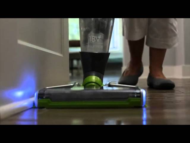 New BISSELL BOLT ION PLUS 2-in-1 Lightweight Cordless Vacuum, 18v