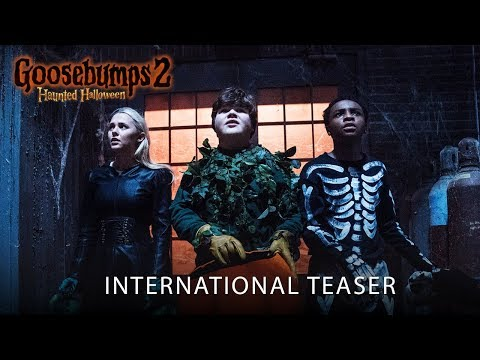 Goosebumps 2: Haunted Halloween     At Cinemas October 12