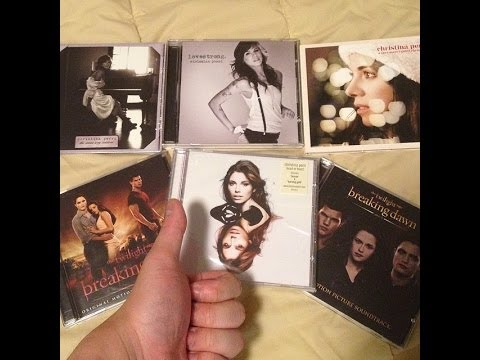 Christina Perri - Head or Heart CD Review