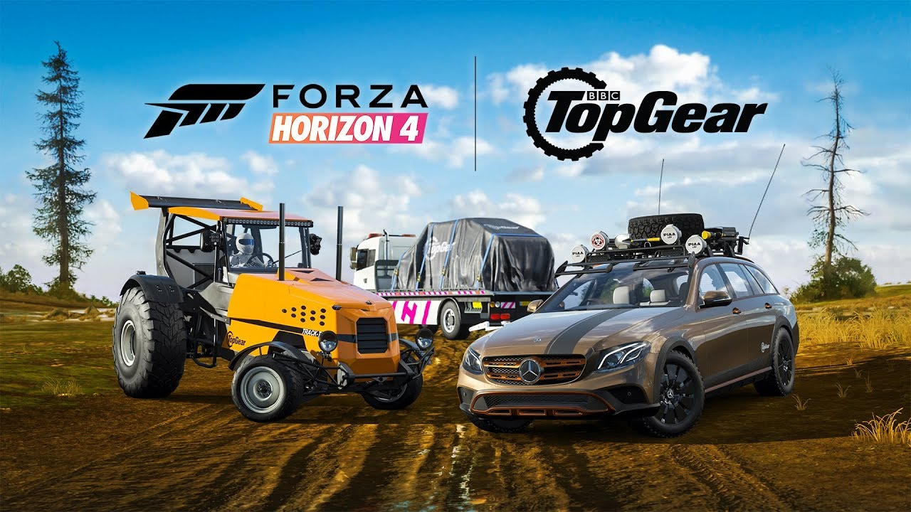 Forza Horizon 4' adds 'Top Gear' cars, events | Autoblog