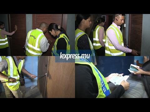 Caméra embarquée : la traque aux ouvriers clandestins filmée
