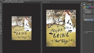 How To Enlarge a Low Resolution Image For Print Using Photoshop