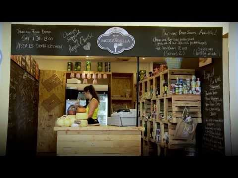 V & A Waterfront Market - Cape Town Promotional Video