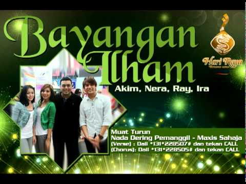 Lagu Raya 2011: Bayangan Ilham