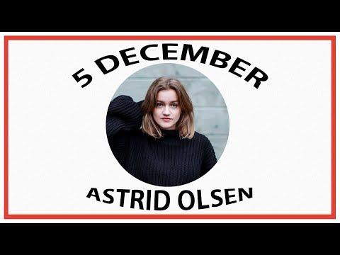 Julekalender 5/24 - Shoot af Astrid Olsen
