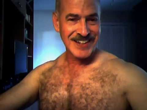 Manly Muscle Dad showers from YouTube · Duration:  45 seconds