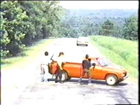 US Army Evasive Driving Training Video (1988)