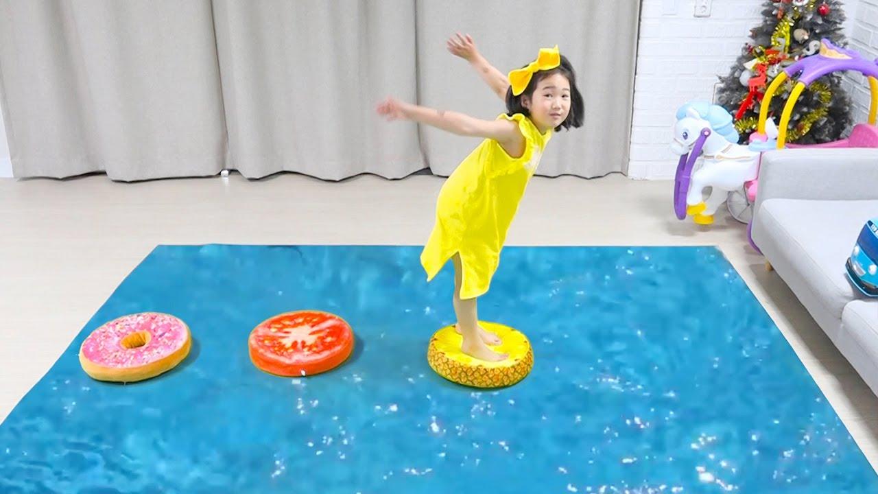 Download Boram menyelamatkan misi mainan ikan