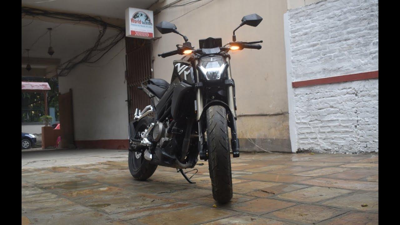 CF MOTO 250 NK manual de taller - Manuales para Motos