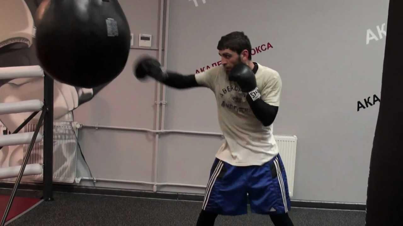 Боксерский Мешок - Юниор 45 кг - YouTube