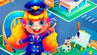 RUNNING AN AIRPORT | Games for Girls | free games for kids