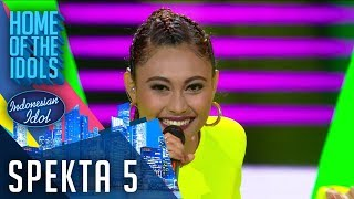 Download lagu NOVIA - COULD YOU BE LOVED (Bob Marley & The Wailers) - SPEKTA SHOW TOP 11 - Indonesian Idol 2020