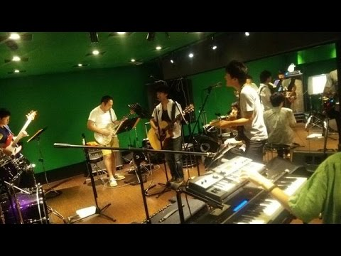Mr.Children I wanna be there BAND SESSION