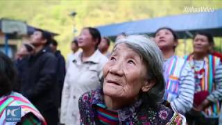 Remote ethnic group rises above poverty in Yunnan, China