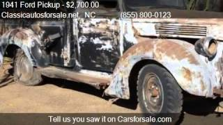 1941 Ford Pickup  - for sale in , NC 27603 #VNclassics