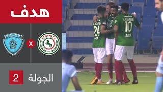 هدف الاتفاق الثالث ضد الباطن (فخرالدين بن يوسف) في الجولة 2 من دوري كأس الأمير محمد بن سلمان