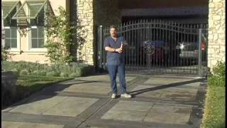 Concrete Driveways - Staining & Saw Cutting Ideas