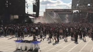 Anthrax - Caught In A Mosh (Live Chicago Open Air 2017)