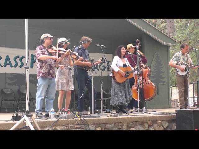Waterbound - The Kathy Kallick Band
