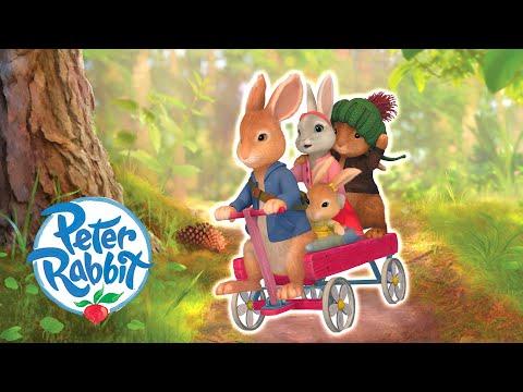 #Autumn 🍁  @Peter Rabbit - Best Friends Forever ❤️    Cartoons for Kids